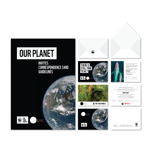 Our Planet guidelines