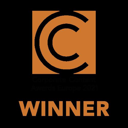 Corporate Content Awards Europe 2021